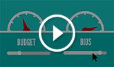 Festlegen des Budgets und Kontrollieren der Kosten