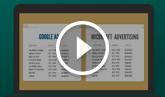 Importer des campagnes depuis Google AdWords dans Bing Ads
