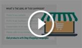 Crie uma campanha