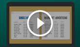 Importar campanhas do Google AdWords para o Bing Ads